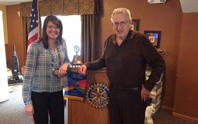 Rotary Hero Award – Bink Bender